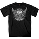 Black Bold Eagle T-Shirt