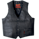 Heavyweight Cowhide Leather Vest