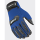 Blue/Black Velocity 2.0 Gloves
