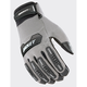 Silver/Black Velocity 2.0 Gloves