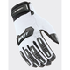 White/Black Velocity 2.0 Gloves