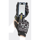 Black/White Artime Joe Fast Gloves