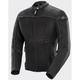 Women's Black Velocity Textile Mesh Jacket