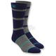 Navy Austin Socks