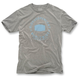 Gray Worldwide T-Shirt