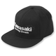 Black Team Kawasaki FlexFit Hat