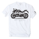 White Kawasaki Hidden Ninja T-Shirt