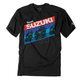 Black Suzuki GSXR Shades T-Shirt