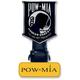 Replacement POW/MIA Clip - BBS-PWC