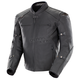 Black Hyperdrive Non-Perforated Jacket