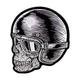 Z Rider Skull Head 4