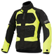 Black/Fluorescent Yellow Santa Fe Air Drystar Jacket
