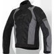 Black/Gray Amok Air Drystar Jacket