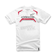White Driven T-Shirt