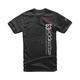 Black Leaderboard T-Shirt