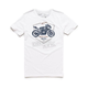 White Etch T-Shirt