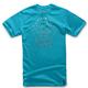 Turquoise Chevron T-Shirt