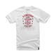 White Override T-Shirt