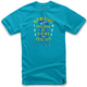 Turquoise Override T-Shirt
