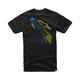 Black Precise T-Shirt