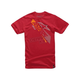 Red Precise T-Shirt
