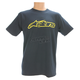 Blue/Yellow Blaze T-Shirt