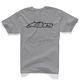 Gray/Black Blaze T-Shirt