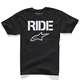 Black Ride Solid T-Shirt