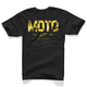 Black Moto Start T-Shirt