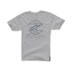 Gray Bolt T-Shirt