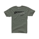 Army Green Slice T-Shirt
