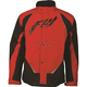 Black/Red Aurora Jacket