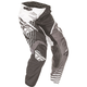 Youth Black/White/Gray Kinetic Vector Pants