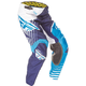 Youth Blue/White/Navy Kinetic Vector Pants
