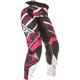 Women's Pink/White Kinetic Pants