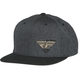 Black/Khaki Choice Snapback Hat - 351-0548