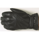 Black Mid Season Gloves