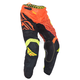 Flo Orange/Black Kinetic Mesh Trifecta Pants