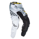 White/Black Rockstar Kinetic Mesh Trifecta Pants
