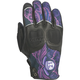 Women's Purple Lace Vixen Gloves