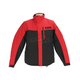 Black/Red Recreation Trail Snow Jacket