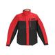 Black/Red Recreation Trail Snow Jacket