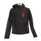 Black/Red Revelstoke Jacket