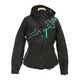 Women's Black/Jade Mirage Backcountry Jacket