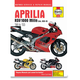 Motorcycle Repair Manual - 4255