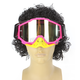 Black/Pink Racecraft Hyperion Goggles - 50110-070-02