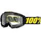 Black/Yellow Accuri Skylar Goggle w/Clear Lens - 50200-111-02