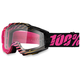 Black/Pink Accuri Canaveral Goggle w/Clear Lens - 50200-113-02