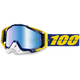 Racecraft Lindstrom Goggle w/Mirror Blue Lens - 50110-129-02