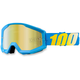 Cyan Strata Goggle w/Gold Lens - 50410-012-02